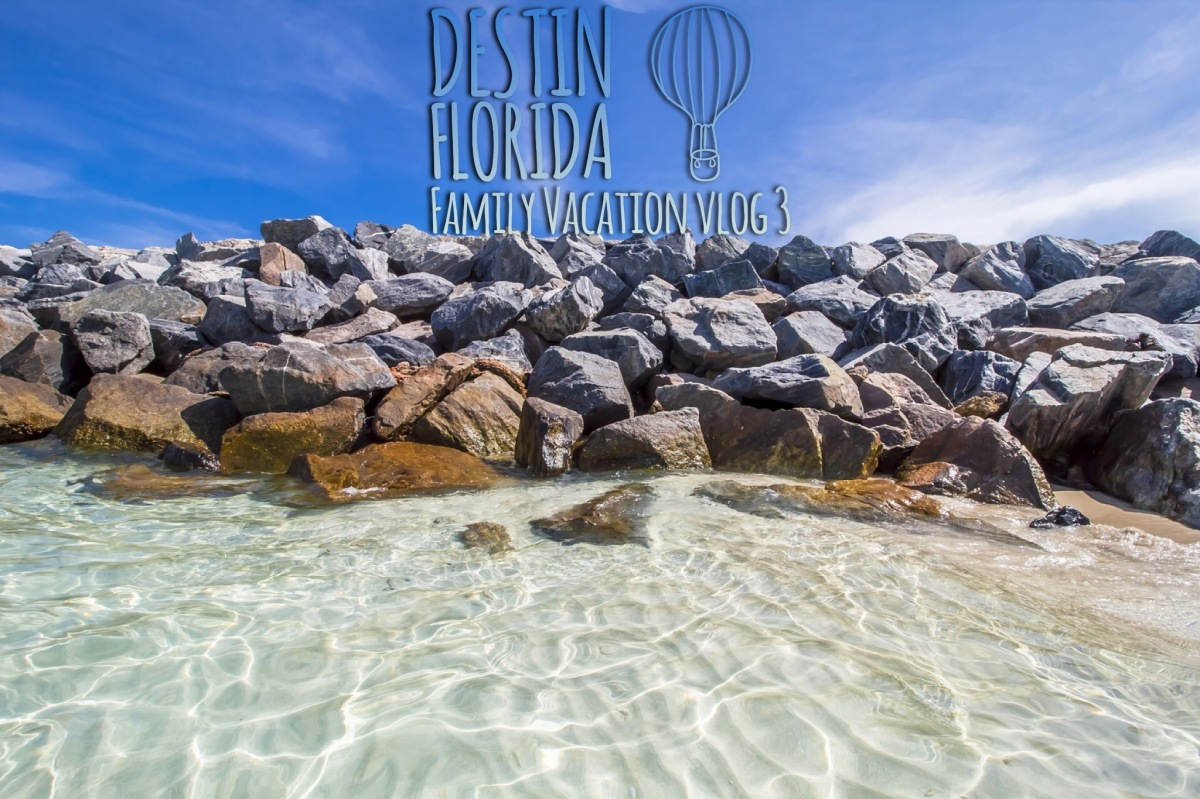 Destin Florida Our Road Trip Vacation Day3