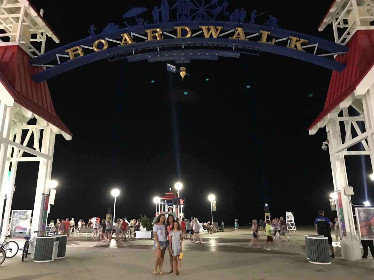 Ocean City Maryland beach things to do, where to Stay and Eat